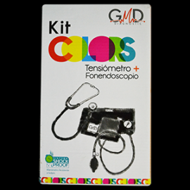 KIT TENSIOMETRO + FONENDOSCOPIO