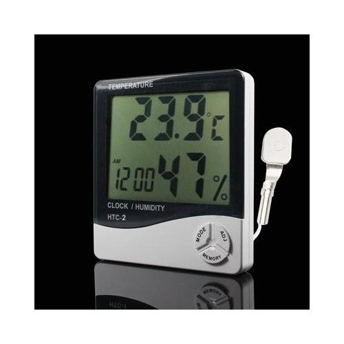 Termohigrómetro HTC-2 / HTC-1
